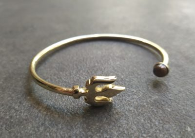 Bracelet Jiva oeil de tigre